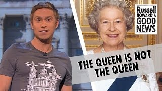 The Queen is NOT The Queen