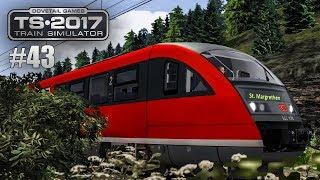 TRAIN SIMULATOR 2017 #43: Als Ersatzzug mit dem Desiro BR 642 nach Garmisch!