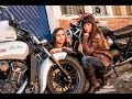 Indian Scout y Triumph Street Twin | Shooting  | Total Motor TV & Moto Taller