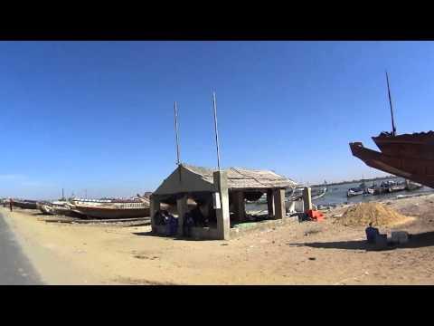 Motorbike trip to Western Sahara, Mauritania, Senegal & Gambia ...
