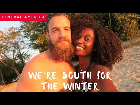 BEACH PARTIES & WILD LIFE | WE'RE SOUTH FOR THE WINTER!!!