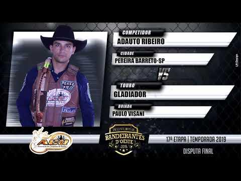 Final Do Rodeio De Bandeirantes D' Oeste-SP 2019