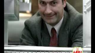 Реклама на кренвирши LEKI -Mr Bean 1