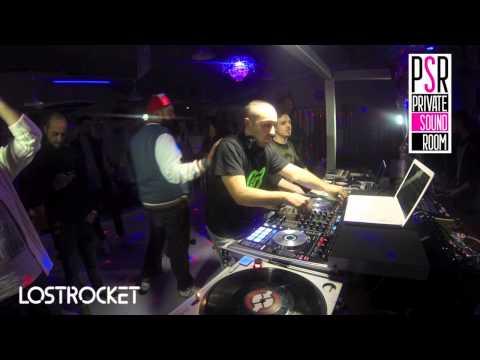 PSR DECEMBER 2013 - Lostrocket Dj Mix - LOFT (Na - Italy)