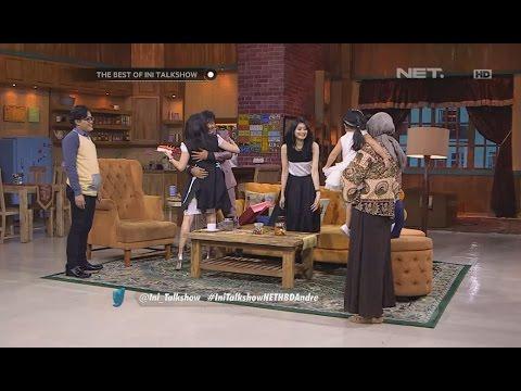 The Best of Ini Talkshow - Andre Senang Disamperin Keluarganya pas Ulang Tahun
