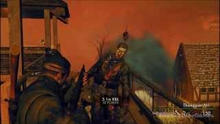 Sniper Elite: Nazi Zombie Army 2 Gameplay (PC HD)