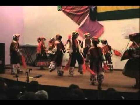 Pujllay - Danza folklorica de Bolivia