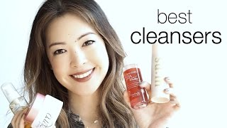 Best Cleansers  Low pH  Double-Cleansing