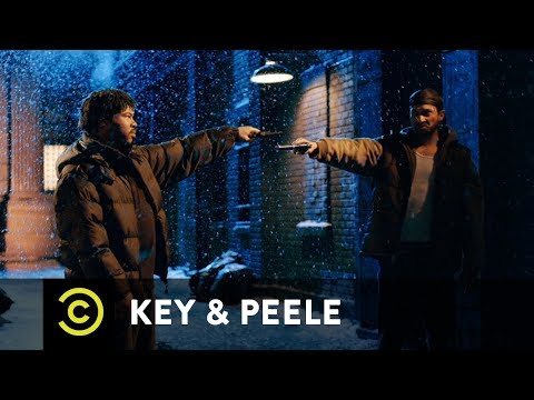 Key & Peele - Playing a Thug - Uncensored