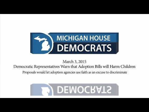 Rep. Wittenberg Warns that Adoption Bills will Har...
