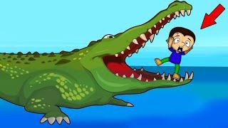5 чудовищ живших до динозавров. Самые большие животные планеты