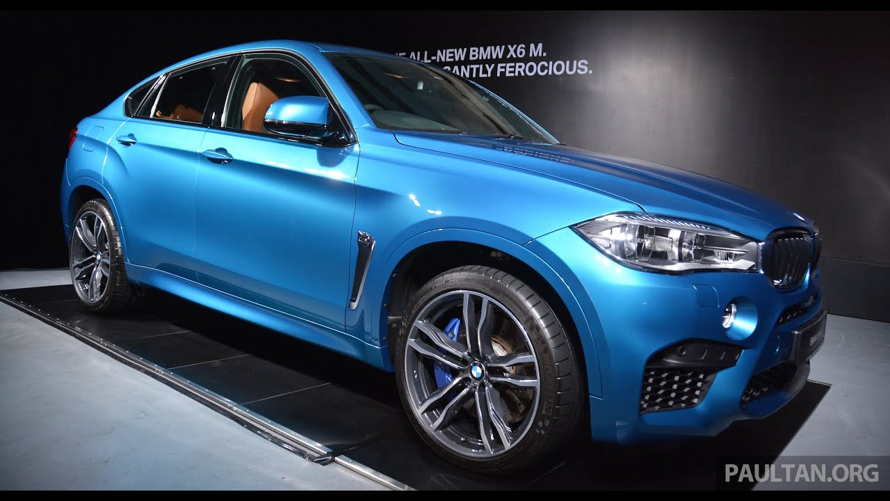 F86 Bmw X6 M 21 Inch M Light Alloy Wheels Youtube