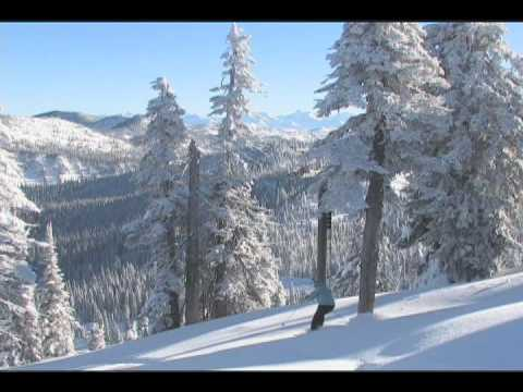 Whitefish Montana Winter Promo