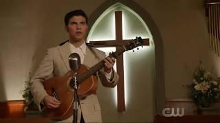 Legends of Tomorrow 3x14   Elvis Preforms Amazing Grace
