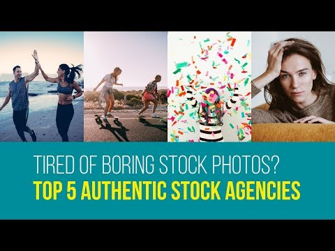 Tired of Boring Stock Photos? Top 5 Authentic Stock Agencies Compared!