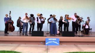Nevada Old Time Fiddlers   Sugar Tree Stomp   Ward 5 Bluegrass 2014