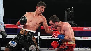 Best World Boxing - Vargas Vs Hovhannisyan