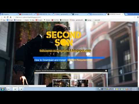 inFamous: Second Son FREE DOWNLOAD FOR PC!