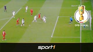Last Minute! Müller rettet FCB: VfL Bochum - FC Bayern 1:2   Highlights   DFB-Pokal 2019   SPORT1