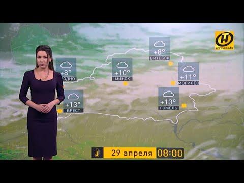 Прогноз погоды на 29 апреля: капризы весны продолжаются