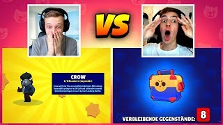 MEGA BOX OPENING BATTLE Eskalation! CROW gezogen! ???? | Brawl Stars deutsch