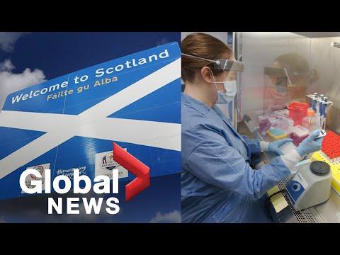 Coronavirus: COVID-19 fuelling a deep divide in the United Kingdom