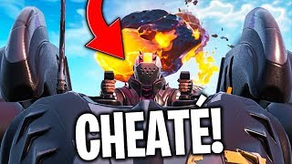 THE NEW RAW ROBOT IS TOO CHEATY! (Season X) 🔥 THE BEST OF FORTNITE #192
