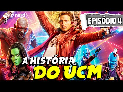 HISTÓRIA DO UCM EP 4: UNIVERSO CÓSMICO