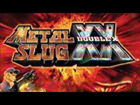 🎮 Metal Slug XX 🎮 double X 🎮 psp edition 🎮 retro sunday gaming |