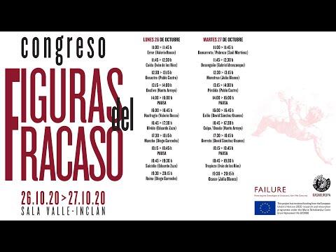 Congreso Figuras Del Fracaso: MONSTRUO Y PÉRDIDA