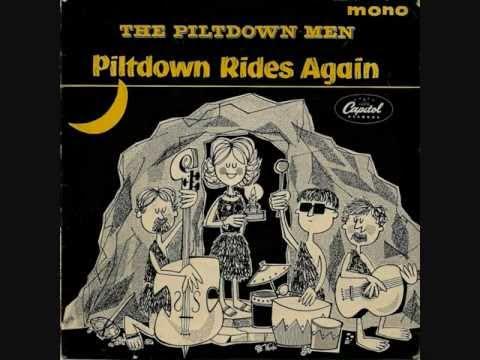 THE PILTDOWN MEN    Piltdown Rides Again
