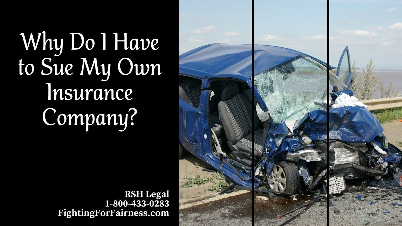 How To Sue Insurance Company After Car Accident