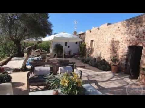 Amazing traditional finca in the country of Ibiza