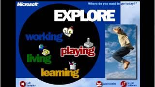 Microsoft Interactive CD Sampler [PC - Age of Empires sample]