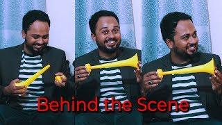 Behind The Scene   Shoot With Muhammad Faisal Iqbal (The Idiotz)