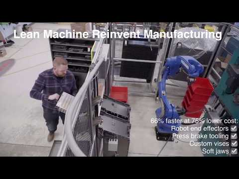 lean-machine---reinvent-manufacturing-with-markforged