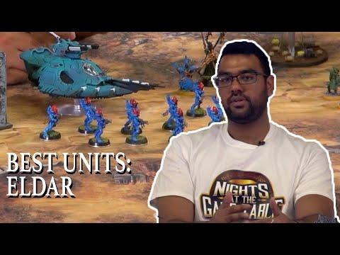The Best Units For 40K Armies - Eldar