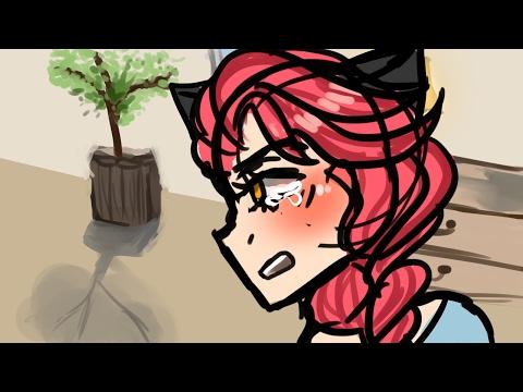 Kawaii~Chan's Heartbreak- Minecraft Aphmau Animation || 4K !!!!