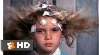 Firestarter (7/10) Movie CLIP - Wood Chip Test (1984) HD