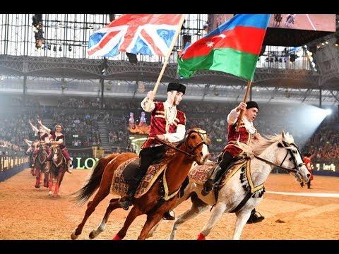 Карабахские кони покоряют Лондон