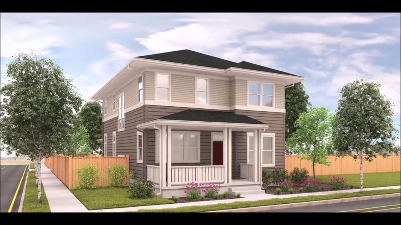 Thrive home builders vita plan five youtube for Thrive homes denver