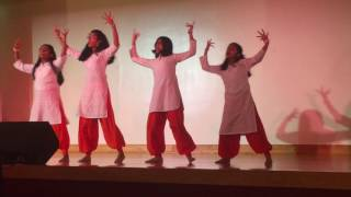 Shukriya Hindi Body Worship by Alaina,Angel,Angelina and Anjali