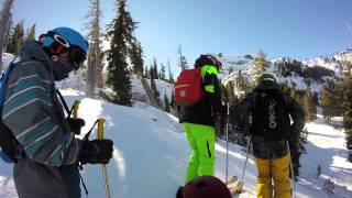 Bay House GoPro skiing trip to California/Nevada