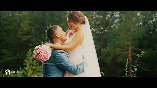 Нежный и красивый свадебный клип видеограф Тюмень