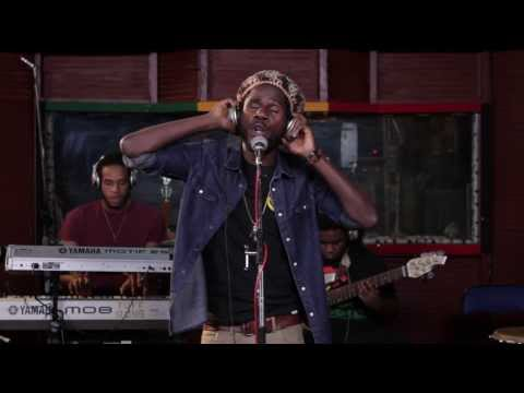 1Xtra in Jamaica - Chronixx - Here Comes Trouble for BBC 1Xtra
