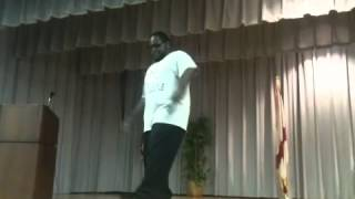 Motivational Speaker Keith L. Brown