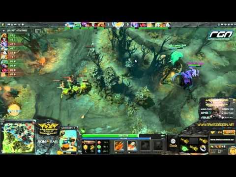 Armaggeddon Grand Slam Asia - TH vs TLeR ReborN