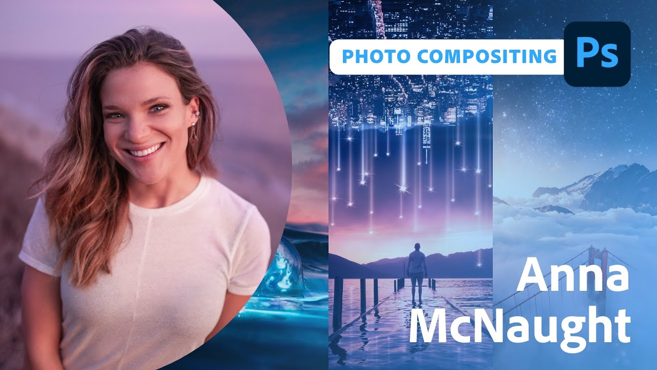 What's New in Photoshop with Anna McNaught