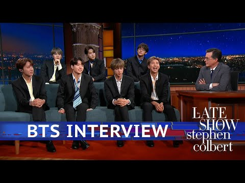 Where Does BTS Want To Be In Ten Years?