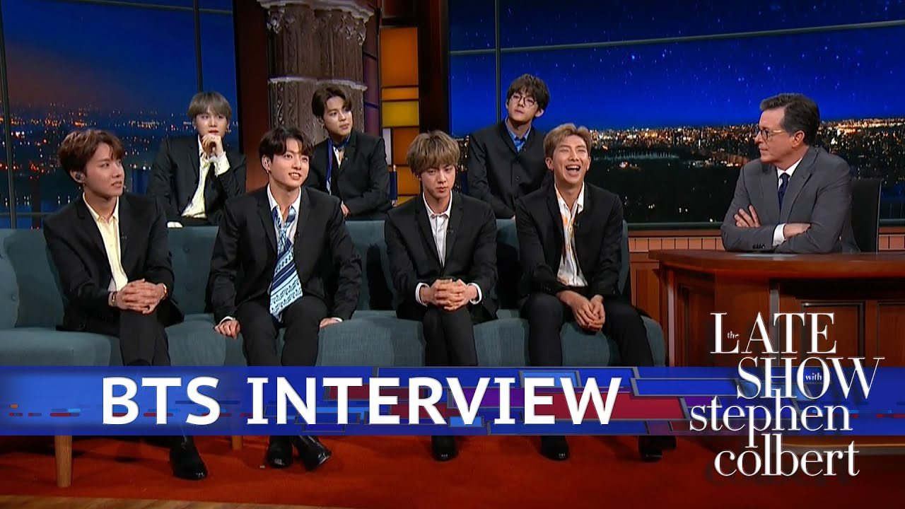 Where Does BTS Want To Be In Ten Years? - YouTube